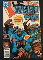 WEIRD WAR TALES NO 89. BRONZE AGE. 1980. JIM STARLIN-COVER. VFN.  DC COMICS.