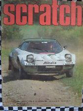 rare SCRATCH N° 35 1976 OPEL KADETT GTE / RAC / HILL-BRISE / JAUSSAUD /LARROUSSE