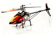 V913 Large Metal Gyro RC Helicopter Remote Control 2.4Ghz LCD screen New