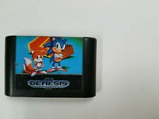 Sonic the Hedgehog 2 (Authentic) (Sega Genesis 1992) Contacts Cleaned