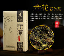 1KG Anhua Handmade Dark Tea Akashi Jinhua Hand Built Fu Brick 2012 Hei Cha V
