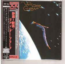 Van Der Graaf Generation The Quiet Zone Pleasure Dome Japan SHM SACD Mini LP CD