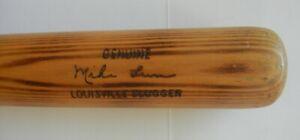 Vintage 1973-1975 Atlanta Braves Mike Lum K75 XL Game Used Bat Uncracked