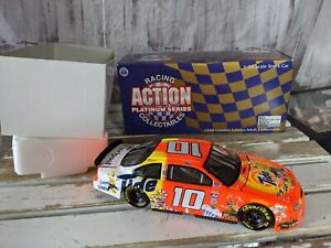 Racing action Ricky rudd Platinum number 10 tide give the kids a world 1998 Ford