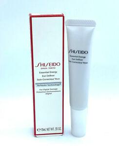 Shiseido Essential Energy Eye Definer - 0.55 oz - BNIB