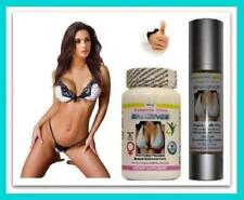 Breast Enhancer Pills & Nano Serum Enhancement Enlargement Sagging Bust Success
