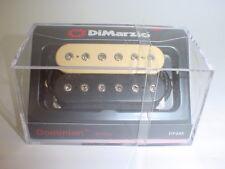 DIMARZIO DP245 Dominion Bridge Humbucker Guitar Pickup BLACK CREAM REG SPACED
