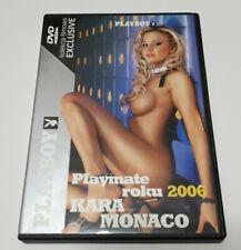 DVD Playboy Exclusive / Kara Monaco Playmate 2006 (2)