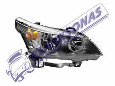 BMW 5 E60 2003 - 2007 NEW HEADLIGHT FRONT LAMP HALOGEN TYPE RIGHT 63126910778