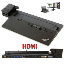 Lenovo ThinkPad★ Ultra Dock Type 40A2 FRU 00HM91 HDMI  USB3.0  T440p T540p T460