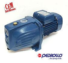 Elettropompa Pedrollo JSWM/1AX HP 0,75 Autodescante Pompa autoclave superficie