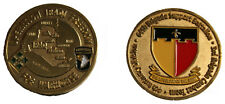 military coin fob warhorse iraq oif 64th brigade support battalion iraqi freedom