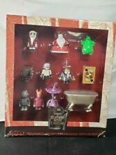 "Tim Burton's ""The Night Before Christmas"" 10pcs Boxed Set figures KUBRICK 2011"