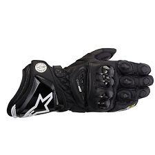 ALPINESTARS GP PRO Black Motorbike Leather Racing Gloves XL