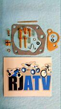 Polaris Sportsman 90 2004-2006 Carburetor Carb Rebuild Kit Repair