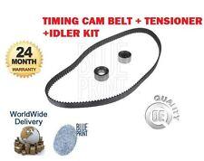 FOR MAZDA 323 626 PREMACY 2.0TD DIESEL 1998-> TIMING CAM BELT TENSIONER KIT