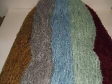 ACRYLIC EYELASH LONG HAIR 1200 YPP SPORT WT CONE YARN 5 LBS CHOOSE COLOR (A86)