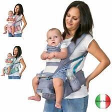 Hippychick colore Grigio Tasca accessoria per marsupio porta-beb/è
