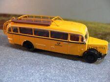 1/87 Brekina Saurer BT 4500 Deutsche Post Sondermodell 58070
