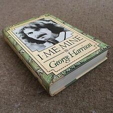 I, Me, Mine - George Harrison Autobiography First Edition Hardback (The Beatles)