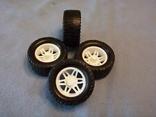 Rubber Wheels In Automotive Toy Model & Kit Parts for sale