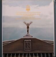 The ROLLS-ROYCE ENTHUSIASTS' CLUB YEARBOOK ~ 2012 ~ A Celebration of Excellence