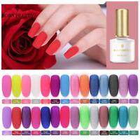 Nail Art Vernis à ongles Mat Gel UV Soak Off Vernis ManucureBricolage Tips Salon