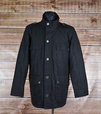 Peak Performance Geer Men Wool Jacket Coat Size XL, Genuine
