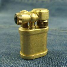 Solid Brass Mini Oil Lighter Collectible Brass cigarette oil lighter