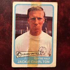 1968/69 A&BC Footballer Set JACKIE CHARLTON #22 LEEDS UNITED