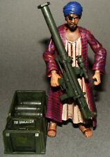 """1:18 Hasbro Afghan Taliban Fighter Insurgent with RPG Launcher Action Figure 4"""""""