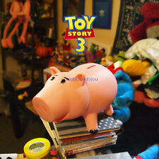 Toy Story McDonalds HAPPY MEAL cochon//Argent Boîte Circa 1996