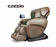 Cozzia Massage Chair CZ-629 Taupe - Brand New