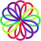 6 Pc Monkey Noodle Stretchy String Sensory Fidget Toys Pull Autism Adhd