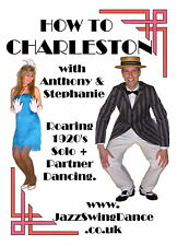 How To Charleston - Dance Instruction DVD - (filmed with Charleston 78 records)