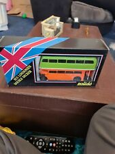 Solido  1/50 Scale AEC RT Double Decker Bus - London Country - Boxed
