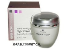 ANNA LOTAN New Age Control Active Beautifying Night Cream 50ml / 1.7oz + samples