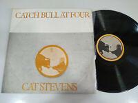 "Cat Stevens Catch Bull At Four 1972 Island Spain Edition - LP vinyl 12 "" VG/VG"