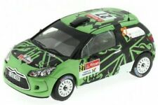 Citroen DS3 R3 #27 Rally Portugal WRC 2011 - 1:43 - IXO Models
