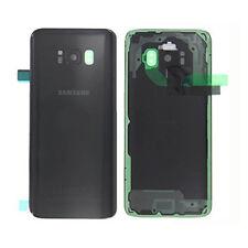 Original Samsung SM-G950F Galaxy S8 - Akkudeckel / Back Cover Schwarz - NEU-TOP