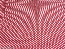 Orange Dot fabric Clearance Sale