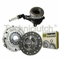 LUK 2 PART CLUTCH KIT WITH CSC FOR OPEL ASTRA H HATCHBACK 1.6
