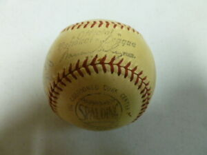 1970's Philadelphia Phillies Team Signed Ball with Schmidt