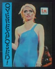 1981 Blondie Brooke Shields Rick Springfield Moody Blues Van Halen BookMEGA RARE