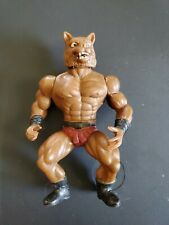 Galaxy Heroes Wolf Man Action Figure Masters Of The Universe Bootleg Hong Kong
