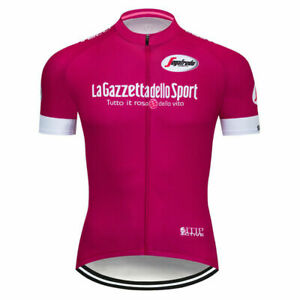 Team MTB Men's Cycling Cycle Jersey Short Sleeve Bicycle Jerseys Riding Maillots
