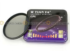 TIANYA 72mm 72 mm XS-Pro1 Glass Circular Polarizing C-PL PL-CIR Slim CPL Filter