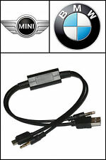 OEM BMW Connection Port Charge iPod iPhone 5 Cable select Vehicles 61120440796