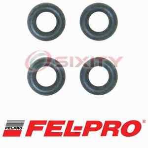 For Honda Civic FEL-PRO Fuel Injector O-Ring Kit 1.7L L4 2001-2015 jp