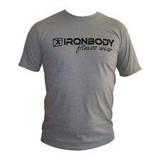 Vêtements et accessoires de fitness gris Coton